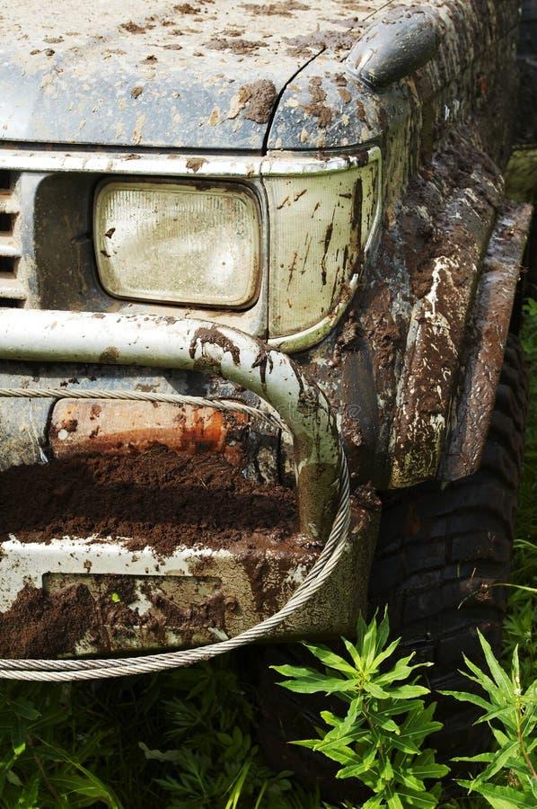 jeep się blisko zdjęcia stock
