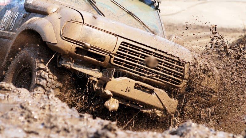 Jeep-sprint photo stock