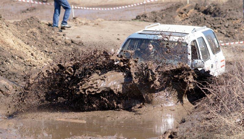 Jeep-sprint stock image