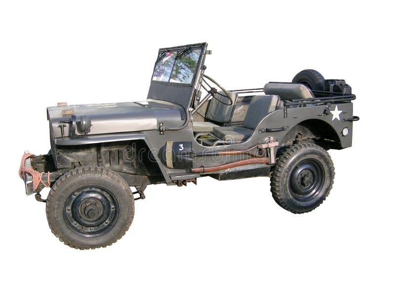 Jeep viejo fotos de archivo libres de regalías