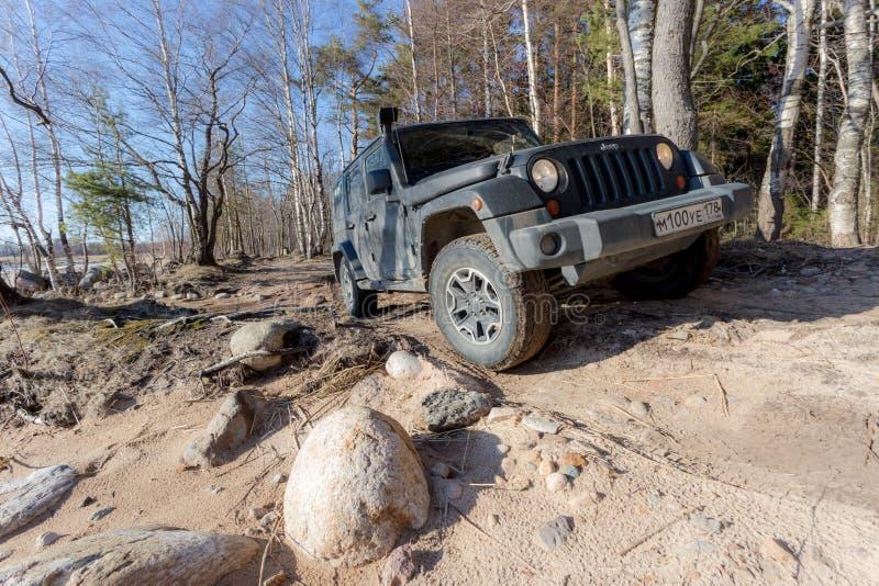 Jeep Wrangler Suomi