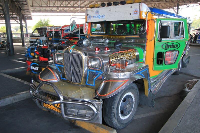 Jeepney стоковые фото