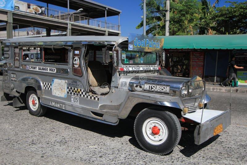 Jeepney image stock