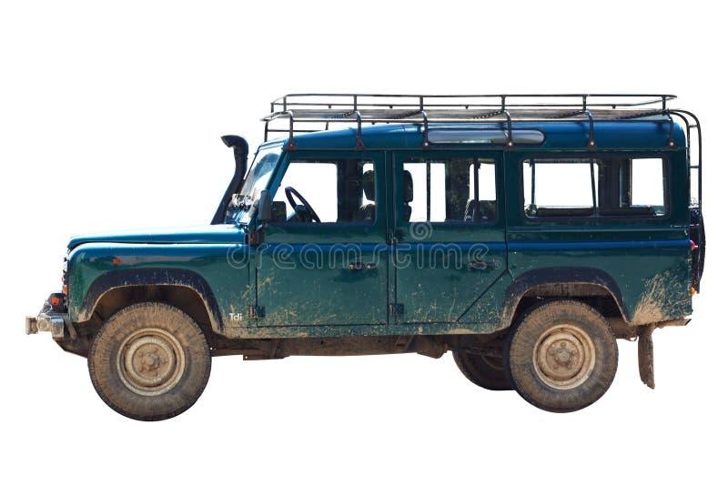 jeepsafari arkivbilder