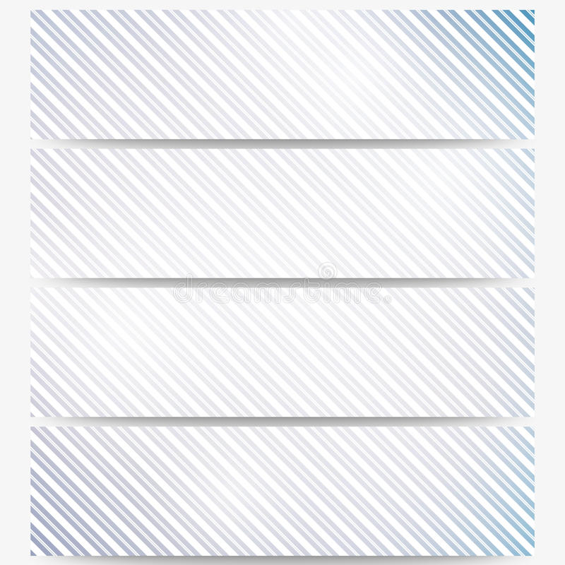 Jefes abstractos fijados, repetición diagonal recta libre illustration
