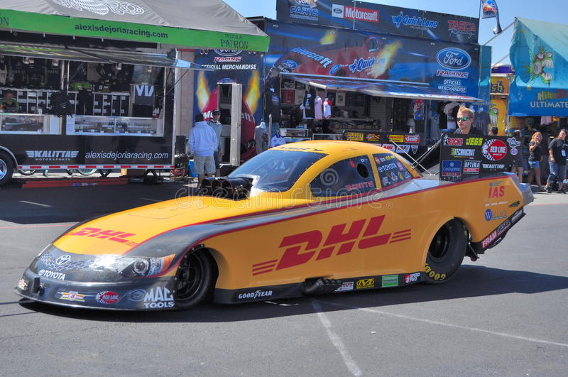 Download Jeff Arend Funny car editorial photography. Image of racing - 25996722