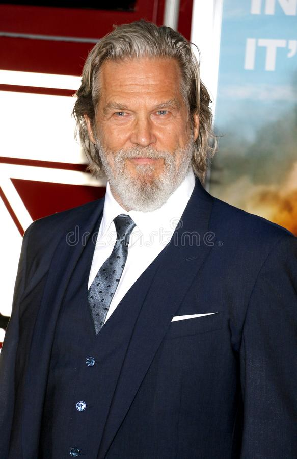 Jeff Bridges foto de stock royalty free
