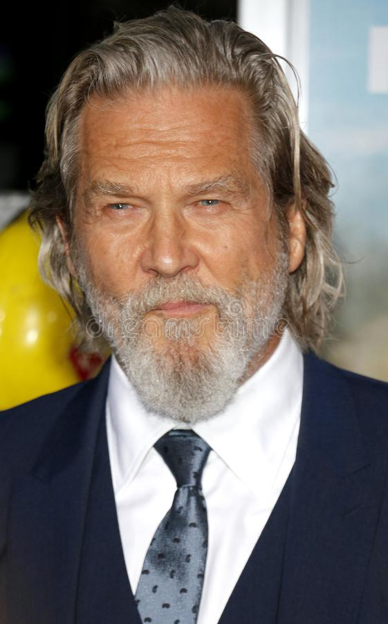 Jeff Bridges fotos de stock royalty free