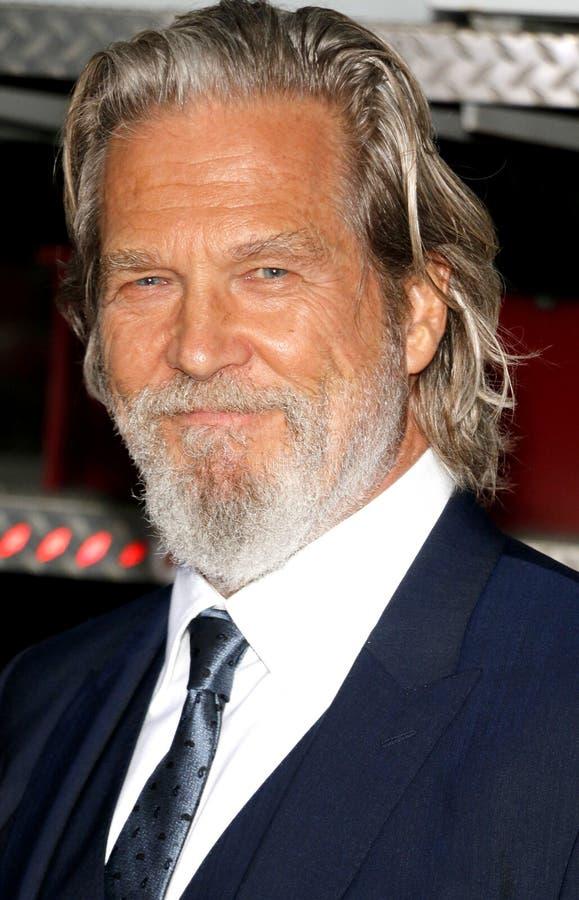 Jeff Bridges stockbild