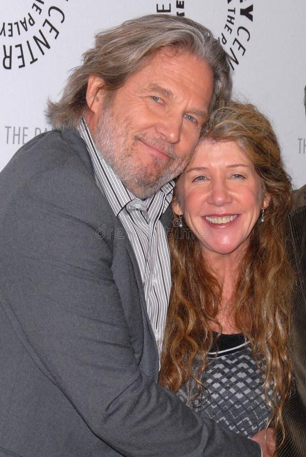 Jeff Bridges fotografia stock