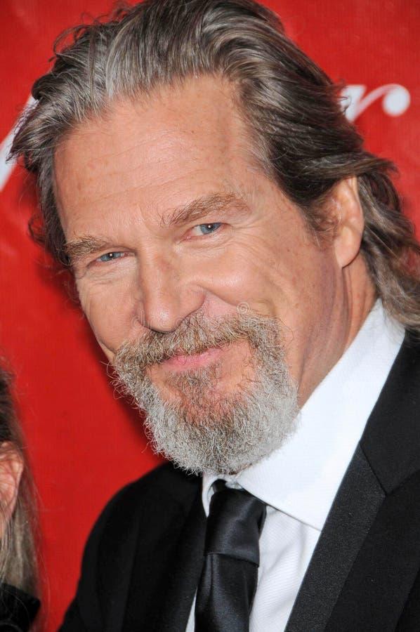 Jeff Bridges lizenzfreie stockbilder