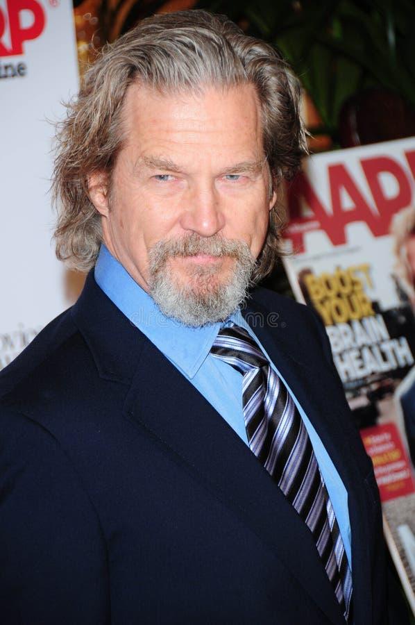 Jeff Bridges lizenzfreie stockfotografie