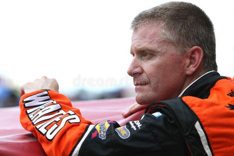 Jeff Burton Daytona stockbild