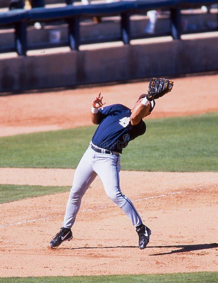 Jeff Cirillo, Milwaukee Brewers stockfoto
