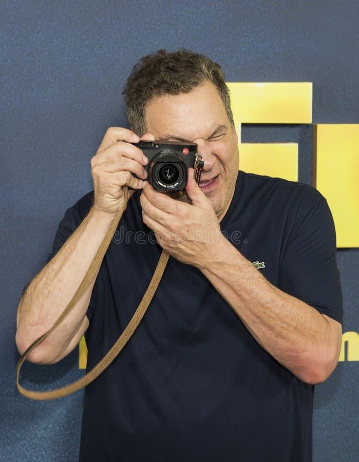 Jeff Garlin imagens de stock