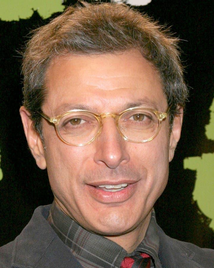 Jeff Goldblum lizenzfreie stockfotos