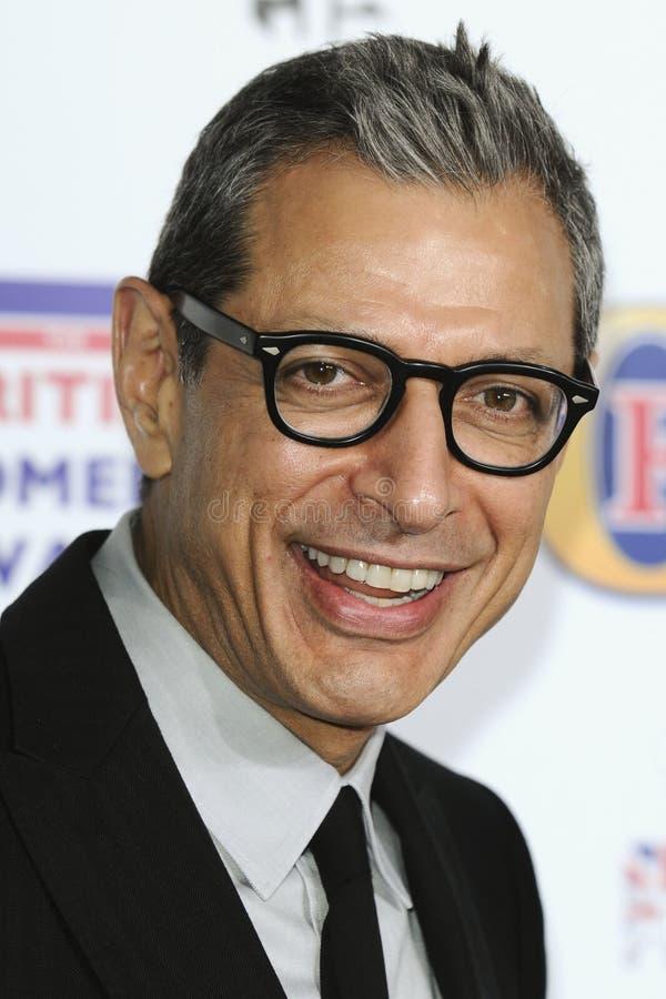 Jeff Goldblum lizenzfreie stockfotografie