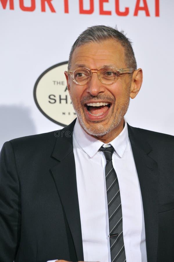 Jeff Goldblum stockfotografie