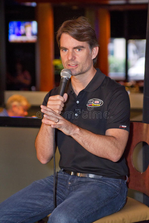 Download Jeff Gordon NASCAR Race For The Chase Editorial Stock Image - Image: 26575969