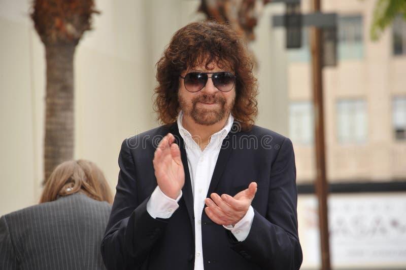 Jeff Lynne photographie stock