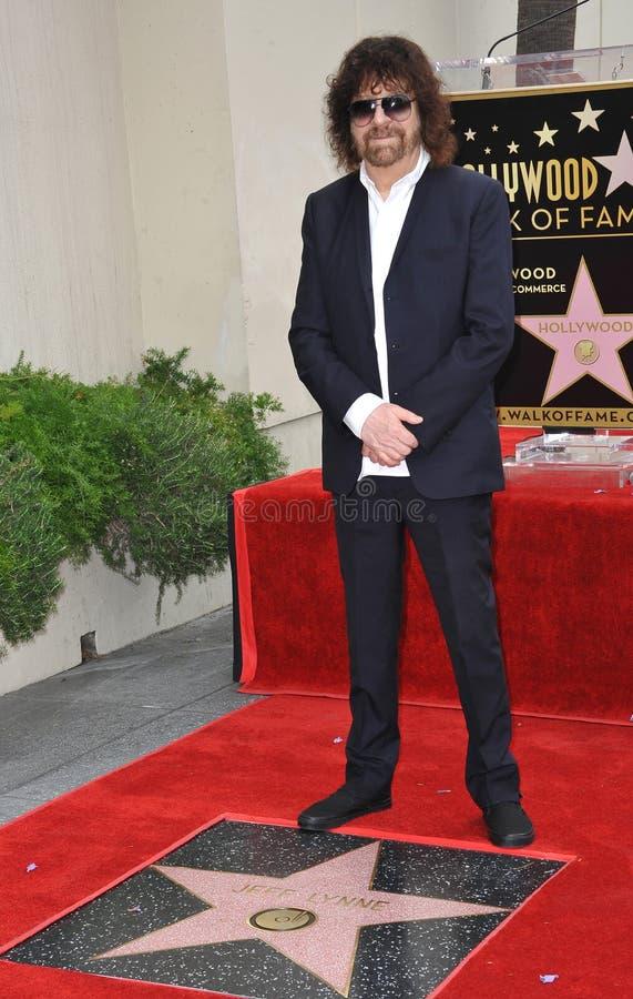 Jeff Lynne photo stock