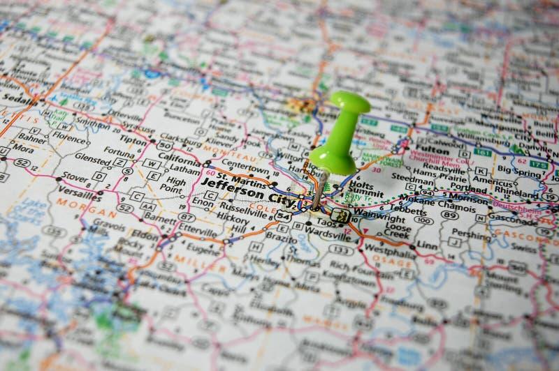 Jefferson City, Миссури стоковые изображения