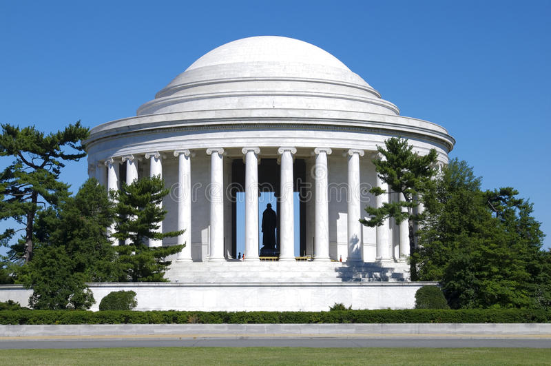 Download Jefferson Memorial Royalty Free Stock Photography - Image: 20671947