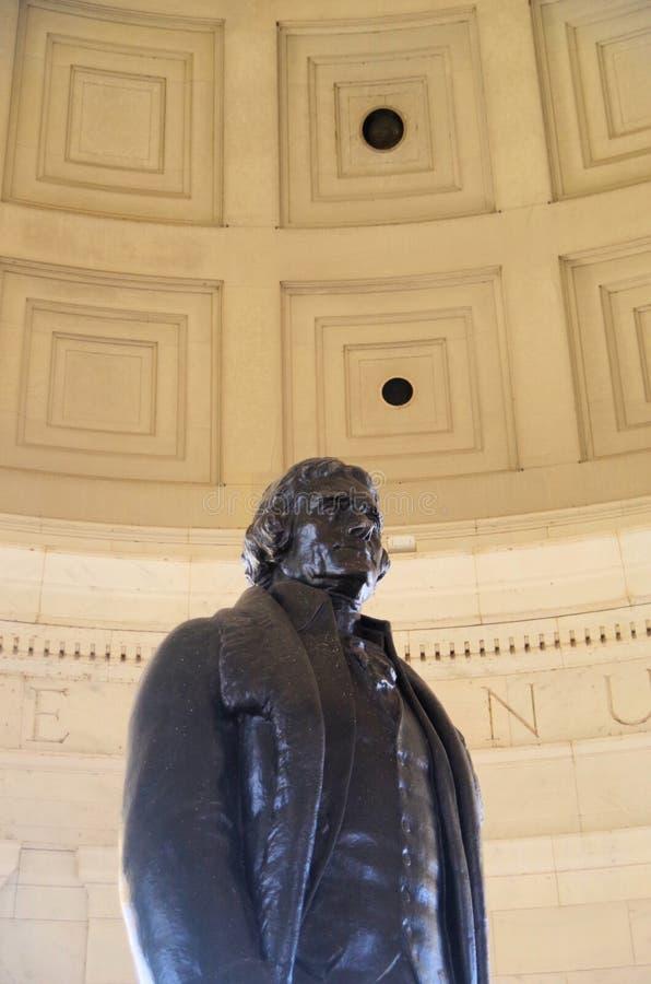 Jefferson Memorial  stockfoto