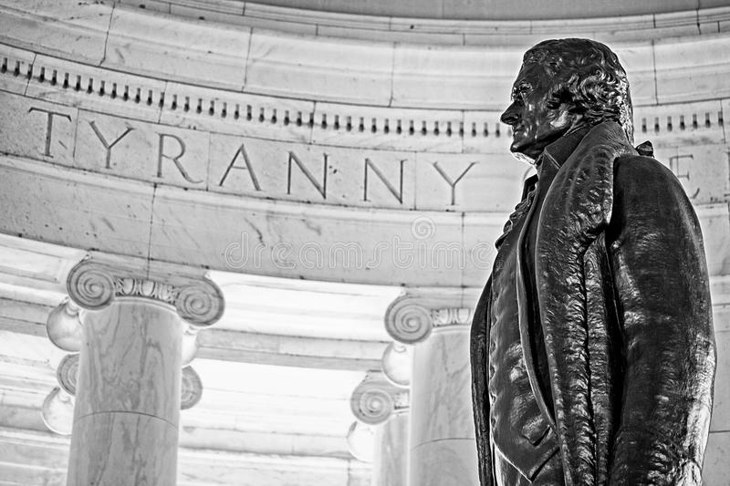 Jefferson Memorial images stock