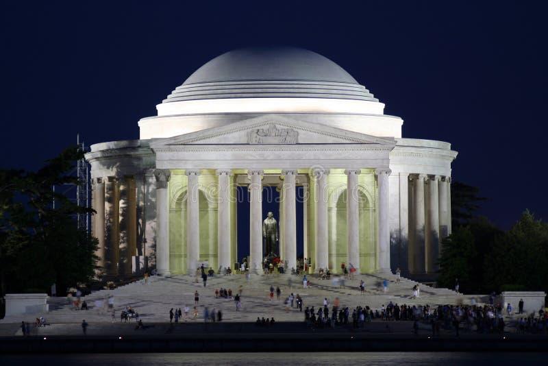 Download Jefferson Memorial stock image. Image of leader, plaque - 946539
