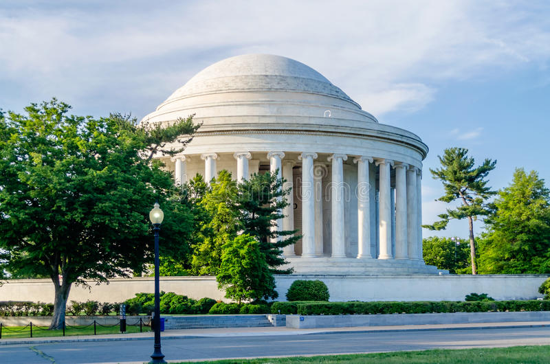 Download Jefferson Memorial In Washington DC Stock Photo - Image: 32328494