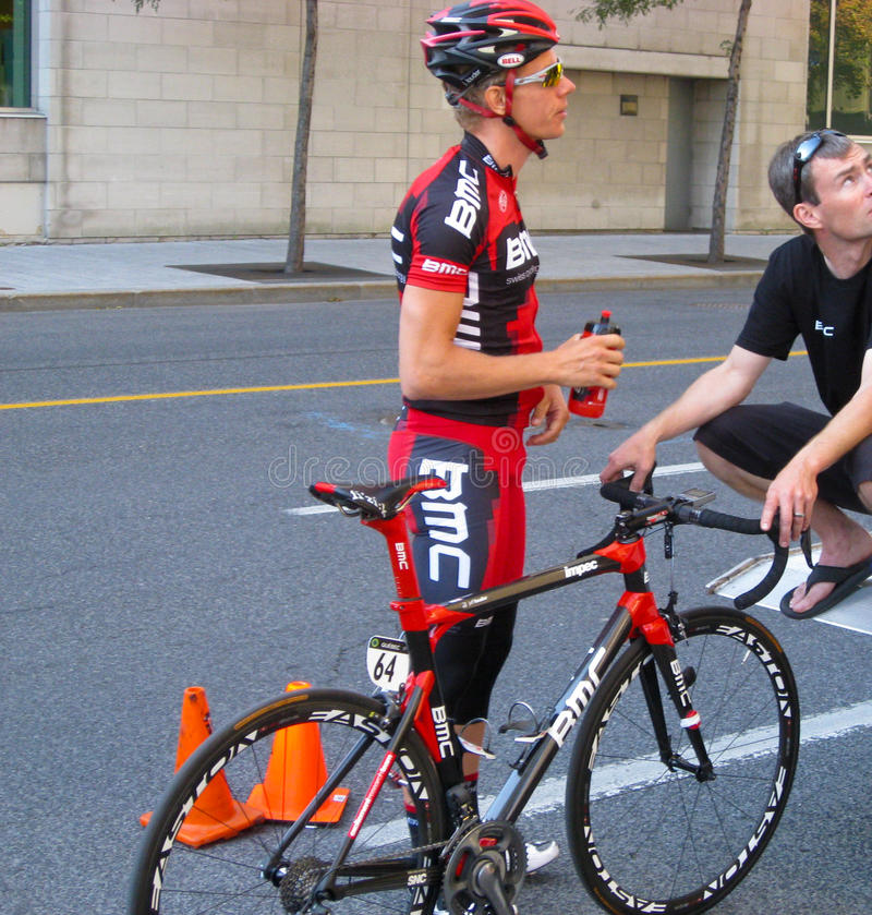 Jeffrey Louder Of BMC Team Editorial Photo