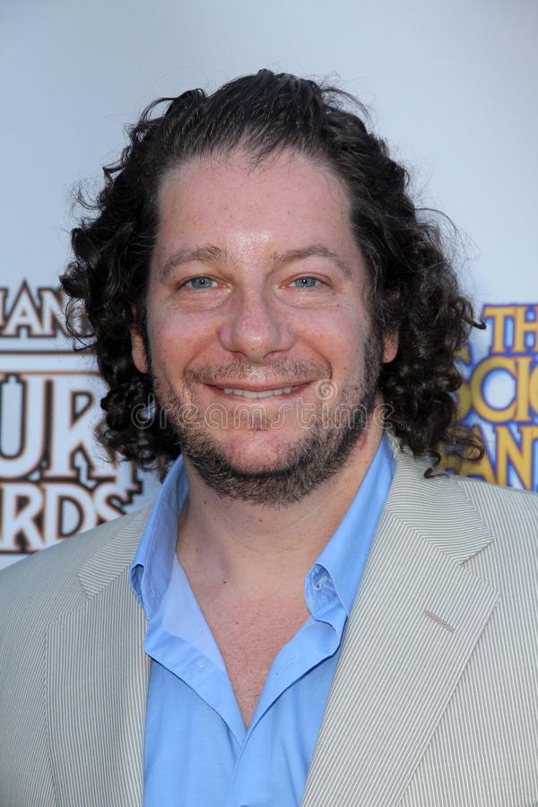 Jeffrey Ross. At the 2012 Saturn Awards, Castaway Event Center, Burbank, CA 07-26-12 stock photos