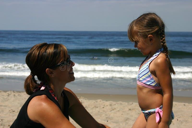 jej córka piękna kobieta fotografia royalty free