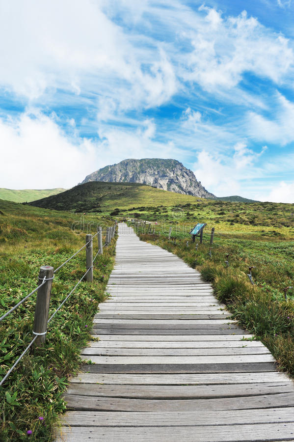 Download Jeju Halla Mountain Stock Photography - Image: 21349812