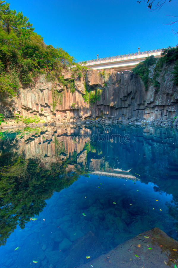 Download Jeju Volcanic Island,Korea stock image. Image of rising - 17082357