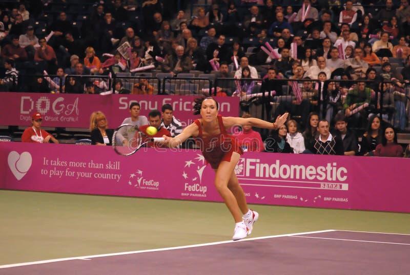 Jelena Jankovic-1 image stock