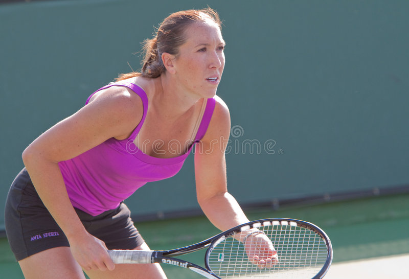 Jelena JANKOVIC at the 2009 BNP Paribas Open