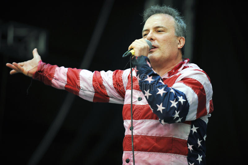 Jello Biafra photos stock