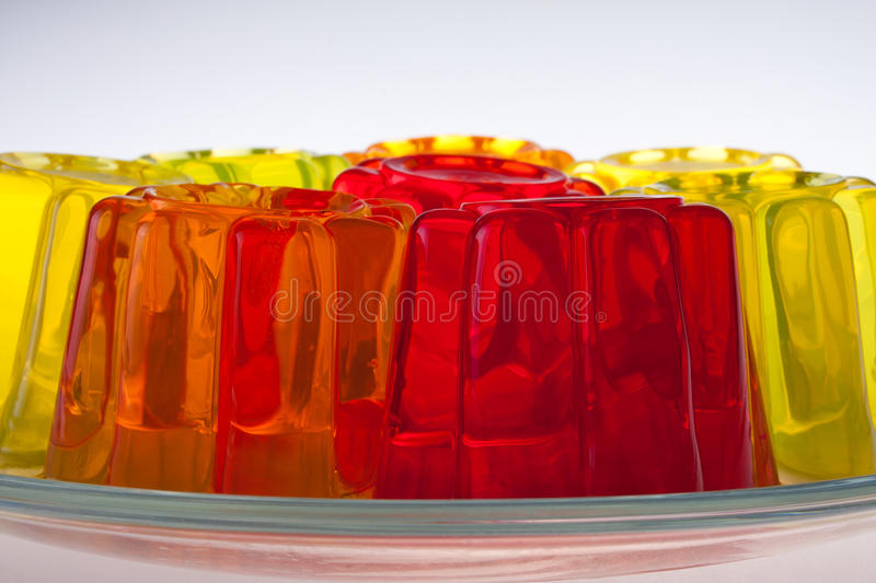 Download Jelly stock image. Image of fruits, nourishment, orange - 24043017