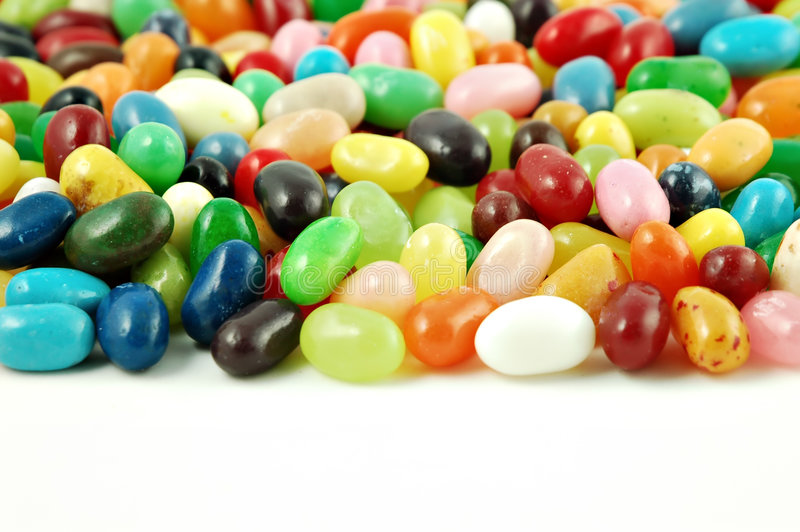 Download Jelly Beans stock photo. Image of candy, flavor, jellybean - 1615068