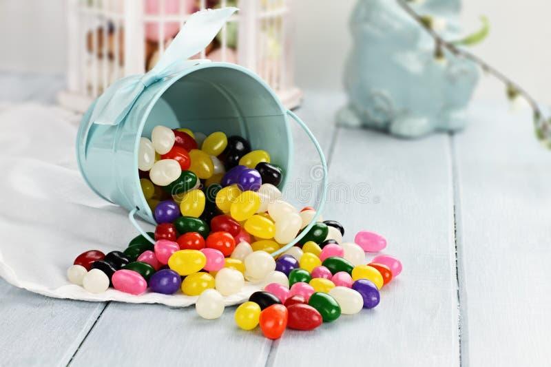 Jelly Beans stockbild
