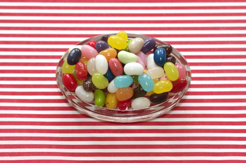 Jelly Beans royalty-vrije stock afbeeldingen