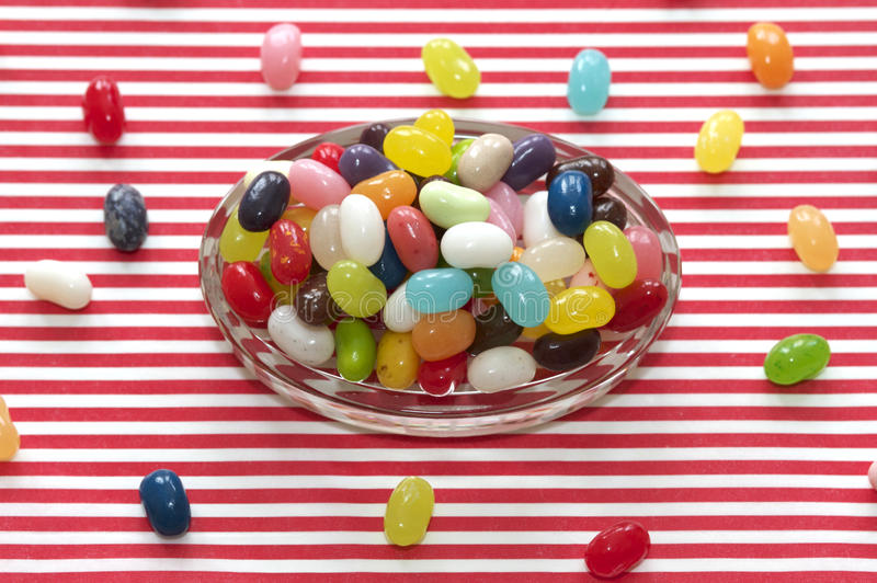 Jelly Beans stock afbeeldingen