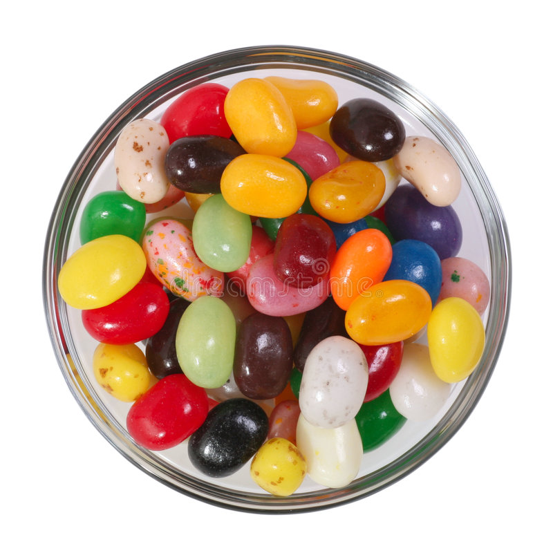 Download Jelly Beans Bowl stock image. Image of holiday, candy - 4639285