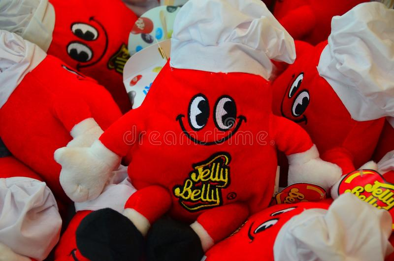 Jelly Belly Toy stock photos