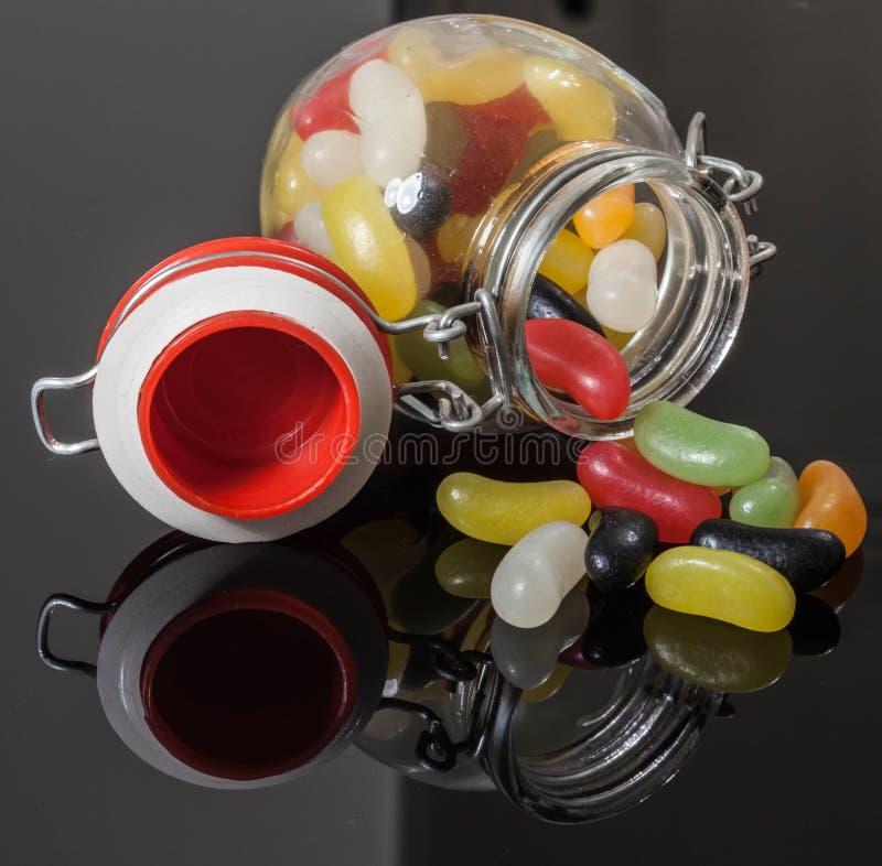 Jelly Candies lizenzfreie stockbilder
