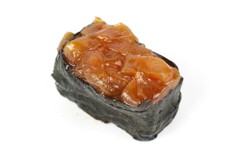 Jelly Fish Sushi stockfotos