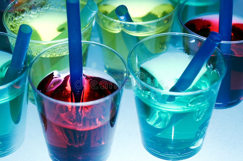 Jelly Shooters royalty free stock photography