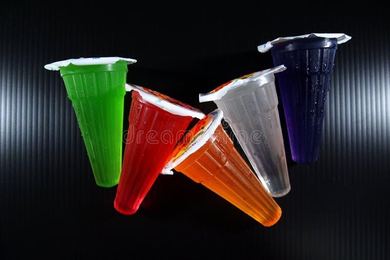 Jelly stock image